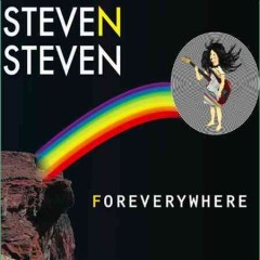 Foreverywhere /  StevenSteven. - StevenSteven.