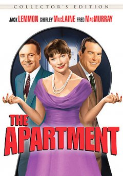 The Apartment /  Metro Goldwyn Mayer ; The Mirisch Company, Inc. presents ; written by Billy Wilder and I.A.L. Diamond ; produced and directed by Billy Wilder. - Metro Goldwyn Mayer ; The Mirisch Company, Inc. presents ; written by Billy Wilder and I.A.L. Diamond ; produced and directed by Billy Wilder.