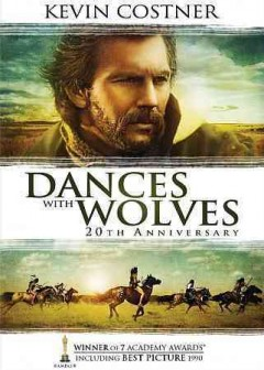 Dances with wolves /  Tig Productions presents ; screenplay by Michael Blake ; produced by Jim Wilson and Kevin Costner ; directed by Kevin Costner.