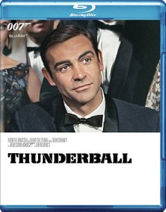 Thunderball /  Albert R. Broccoli and Harry Saltzman present ; produced by Kevin McClory ; screenplay by Richard Maibaum and John Hopkins ; directed by Terence Young. - Albert R. Broccoli and Harry Saltzman present ; produced by Kevin McClory ; screenplay by Richard Maibaum and John Hopkins ; directed by Terence Young.