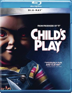 Child's play /  Orion Pictures presents ; a KatzSmith production ; produced by David Katzenberg, Seth Grahame-Smith ; screenplay Tyler Burton Smith ; directed by Lars Klevberg. - Orion Pictures presents ; a KatzSmith production ; produced by David Katzenberg, Seth Grahame-Smith ; screenplay Tyler Burton Smith ; directed by Lars Klevberg.