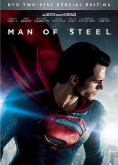 Man of steel /  Warner Bros. Pictures presents ; in association with Legendary Pictures ; a Syncopy production ; story by David S. Goyer & Christopher Nolan ; screenplay by David S. Goyer ; produced by Charles Roven, Christopher Nolan, Emma Thomas, Deborah Snyder ; directed by Zack Snyder.