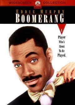 Boomerang /  Paramount Pictures presents an Eddie Murphy production in association with Brian Grazer/Imagine Films Entertainment ; producers, Brian Grazer, Warrington Hudlin ; screenplay, Barry W. Blaustein, David Sheffield ; directed by Reginald Hudlin. - Paramount Pictures presents an Eddie Murphy production in association with Brian Grazer/Imagine Films Entertainment ; producers, Brian Grazer, Warrington Hudlin ; screenplay, Barry W. Blaustein, David Sheffield ; directed by Reginald Hudlin.