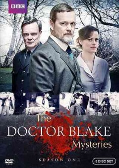 The Doctor Blake mysteries.  The Australian Broadcasting Corporation and Screen Australia present in association with Film Victoria ; a December Media production. - The Australian Broadcasting Corporation and Screen Australia present in association with Film Victoria ; a December Media production.