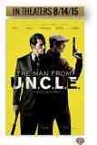 The man from U.N.C.L.E. /  director, Guy Ritchie.