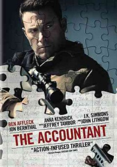 The accountant /  written by Bill Dubuque ; produced by Mark Williams and Lynette Howell Taylor ; directed by Gavin O'Connor. - written by Bill Dubuque ; produced by Mark Williams and Lynette Howell Taylor ; directed by Gavin O'Connor.