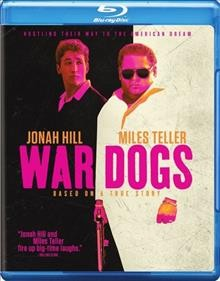 War dogs /  screenplay by Stephen Chin and Todd Phillips & Jason Smilovic ; produced by Mark Gordon, Todd Phillips, Bradley Cooper ; directed by Todd Phillips. - screenplay by Stephen Chin and Todd Phillips & Jason Smilovic ; produced by Mark Gordon, Todd Phillips, Bradley Cooper ; directed by Todd Phillips.