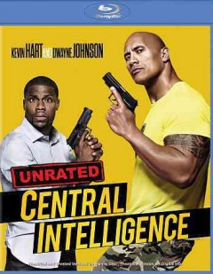 Central intelligence /  New Line Cinema and Universal Pictures present ; a Bluegrass Films/Principato-Young Entertainment production ; screenplay by Ike Barinholtz & David Stassen and Rawson Marshall Thurber ; produced by Scott Stuber, Peter Principato, Paul Young and Michael Fottrell ; directed by Rawson Marshall Thurber. - New Line Cinema and Universal Pictures present ; a Bluegrass Films/Principato-Young Entertainment production ; screenplay by Ike Barinholtz & David Stassen and Rawson Marshall Thurber ; produced by Scott Stuber, Peter Principato, Paul Young and Michael Fottrell ; directed by Rawson Marshall Thurber.