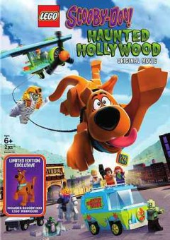 LEGO Scooby-Doo : Haunted Hollywood / Hanna-Barbera and Warner Bros. Animation presents ; story by Heath Corson and Duane Capizzi ; teleplay by Jim Krieg ; directed and produced by Rick Morales. - Hanna-Barbera and Warner Bros. Animation presents ; story by Heath Corson and Duane Capizzi ; teleplay by Jim Krieg ; directed and produced by Rick Morales.