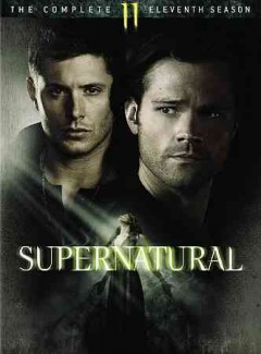 Supernatural the Complete eleventh season.