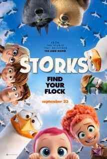 Storks /  producers, Nicholas Stoller, Brad Lewis ; writer, Nicholas Stoller ; directors, Nicholas Stoller, Doug Sweetland. - producers, Nicholas Stoller, Brad Lewis ; writer, Nicholas Stoller ; directors, Nicholas Stoller, Doug Sweetland.