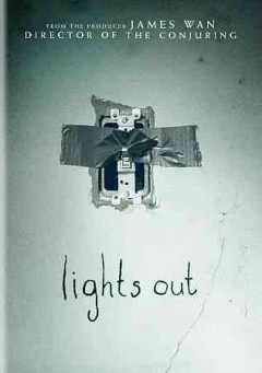 Lights out /  New Line Cinema presents ; a Grey Matter/Atomic Monster production ; screenplay by Eric Heisserer ; produced by James Wan, Lawrence Grey, Eric Heisserer ; directed by David F. Sandberg.