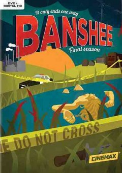 Banshee.  Cinemax original series ; Tropper Ink Productions ; One Olive ; Your Face Goes Here Entertainment ; producers, Chad Feehan, Robert F. Phillips ; created by Jonathan Tropper & David Schickler. - Cinemax original series ; Tropper Ink Productions ; One Olive ; Your Face Goes Here Entertainment ; producers, Chad Feehan, Robert F. Phillips ; created by Jonathan Tropper & David Schickler.