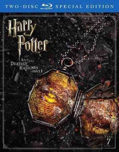 Harry Potter and the deathly hallows, part 1 [2-disc set] /  [directed by David Yates]. - [directed by David Yates].