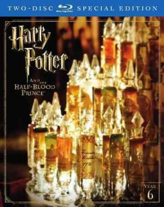 Harry Potter and the half-blood prince [2-disc set].