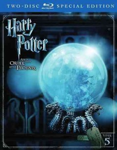 Harry Potter and the order of the phoenix [2-disc set] /  a Heyday Films production ; screenplay by Michael Goldenberg ; produced by David Heyman, David Barron ; directed by David Yates. - a Heyday Films production ; screenplay by Michael Goldenberg ; produced by David Heyman, David Barron ; directed by David Yates.