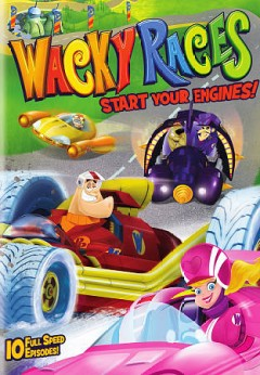 Wacky races : start your engines!