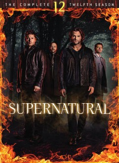 Supernatural, the complete 12th Season.