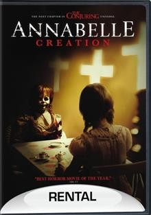 Annabelle.  New Line Cinema presents an Atomic Monster/Safran Company production ; produced by Peter Safran, James Wan ; written by Gary Dauberman ; directed by David F. Sandberg.