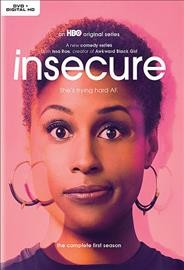 Insecure.  created by Issa Rae & Larry Wilmore. - created by Issa Rae & Larry Wilmore.