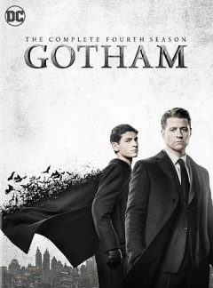 Gotham : the complete fourth season [5-disc set] / directed by Danny Cannon. - directed by Danny Cannon.