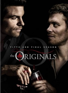 The Originals - The Complete Fifth and Final Season.
