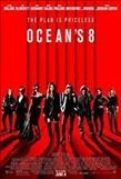Ocean's 8 /  Warner Bros. Pictures presents; in association with Village Roadshow Pictures ; a Rahway Road production ; story by Gary Ross ; written by Gary Ross & Olivia Milch ; produced by Steven Soderbergh, Susan Ekins ; directed by Gary Ross.