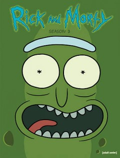 Rick and Morty.  created and executive produced by Dan Harmon and Justin Roiland.