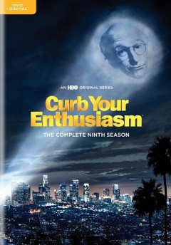 Curb your enthusiasm.  HBO Entertainment presents ; created by Larry David.