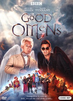 Good omens [2-disc set] /  a BBC Studios production in association wtih Narrativia and The Blank Corporation for Amazon Prime Video and BBC ; created for television by Neil Gaiman ; written for television by Neil Gaiman ; produced by Tim Bradley, Phil Collinson, Josh Dynevor, Paul Frift ; co-producer, Mike Treen ; executive producers, Neil Gaiman, Rob Wilkins, Douglas Mackinnon, Chris Sussman, Simon Winstone ; directed by Douglas Mackinnon. - a BBC Studios production in association wtih Narrativia and The Blank Corporation for Amazon Prime Video and BBC ; created for television by Neil Gaiman ; written for television by Neil Gaiman ; produced by Tim Bradley, Phil Collinson, Josh Dynevor, Paul Frift ; co-producer, Mike Treen ; executive producers, Neil Gaiman, Rob Wilkins, Douglas Mackinnon, Chris Sussman, Simon Winstone ; directed by Douglas Mackinnon.