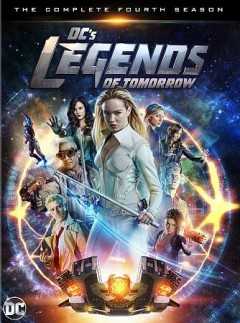 DC's legends of tomorrow : the complete fourth season [3-disc set].