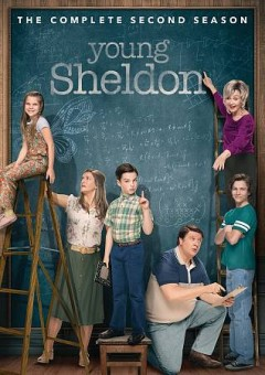 Young Sheldon : the complete second season [2-disc set] / created by Chuck Lorre & Steven Molaro. - created by Chuck Lorre & Steven Molaro.