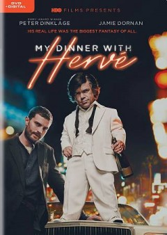 My dinner with Herve /  HBO Films presents ; a Filmrights, Daredevil Films, Civil Dawn Pictures, Metal on Metal, and Estuary Films production ; produced by Nathalie Tanner ; written and directed by Sacha Gervas. - HBO Films presents ; a Filmrights, Daredevil Films, Civil Dawn Pictures, Metal on Metal, and Estuary Films production ; produced by Nathalie Tanner ; written and directed by Sacha Gervas.