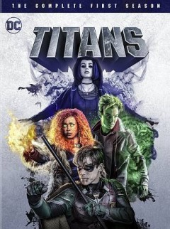 Titans : the complete first season [3-disc set] / developed by Akiva Goldsman & Jeff Johns & Greg Berlanti ; Berlanti Productions ; Weed Road Pictures ; DC ; Warner Bros. Television. - developed by Akiva Goldsman & Jeff Johns & Greg Berlanti ; Berlanti Productions ; Weed Road Pictures ; DC ; Warner Bros. Television.