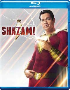 Shazam! /  New Line Cinema presents ; produced by Peter Safran ; screenplay by Henry Gayden ; directed by David F. Sandberg. - New Line Cinema presents ; produced by Peter Safran ; screenplay by Henry Gayden ; directed by David F. Sandberg.