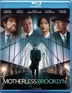 Motherless Brooklyn /  Warner Bros. Pictures presents ; a Class 5 Films/MWM Studios production ; written for the screen and directed by Edward Norton ; produced by Bill Migliore, Edward Norton, Michael Bederman, Gigi Pritzker, Rachel Shane ; a film by Edward Norton.