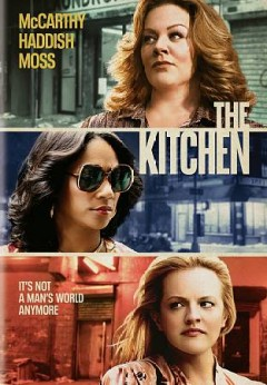 The kitchen /  writer/director Andrea Berloff.