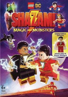 Lego Dc Shazam!: Magic & Monsters.