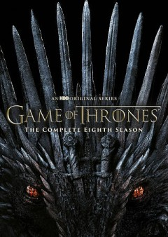 Game of thrones : the complete eighth season [4-disc set] / HBO presents ; producers, Chris Newman, Greg Spence, Lisa McAtackney, Duncan Muggoch ; co-executive producers, Vince Gerardis, Guymon Casady, George R.R. Martin, Bryan Cogman ; executive producers, David Benioff, D.B. Weiss, Carolyn Strauss, Bernadette Caulfield, Frank Doelger, David Nutter, Miguel Sapochnik ; created by David Benioff & D.B. Weiss ; Television 360 ; Startling Television ; Bighead Littlehead ; a presentation of Home Box Office. - HBO presents ; producers, Chris Newman, Greg Spence, Lisa McAtackney, Duncan Muggoch ; co-executive producers, Vince Gerardis, Guymon Casady, George R.R. Martin, Bryan Cogman ; executive producers, David Benioff, D.B. Weiss, Carolyn Strauss, Bernadette Caulfield, Frank Doelger, David Nutter, Miguel Sapochnik ; created by David Benioff & D.B. Weiss ; Television 360 ; Startling Television ; Bighead Littlehead ; a presentation of Home Box Office.