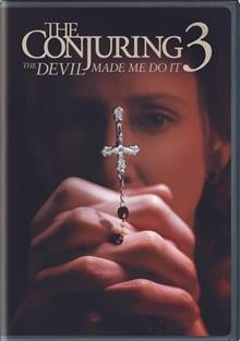 The conjuring 3 : the devil made me do it / produced by Peter Safran, James Wan ; screenplay by David Leslie Johnson-McGoldrick ; directed by Michael Chaves. - produced by Peter Safran, James Wan ; screenplay by David Leslie Johnson-McGoldrick ; directed by Michael Chaves.