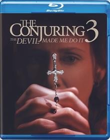 The conjuring 3 : the devil made me do it / New Line Cinema presents ; produced by Peter Safran, James Wan ; screenplay by David Leslie Johnson-McGoldrick ; directed by Michael Chaves. - New Line Cinema presents ; produced by Peter Safran, James Wan ; screenplay by David Leslie Johnson-McGoldrick ; directed by Michael Chaves.
