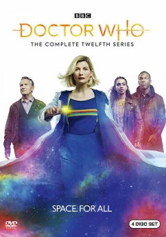 Doctor Who : the complete twelfth series [4-disc set] / BBC - BBC