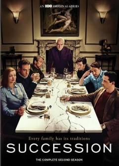Succession : the complete second season [3-disc set].