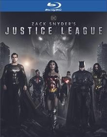 Zack Snyder's Justice League [2-disc set] /  Warner Bros. Pictures presents ; produced by Deborah Snyder, Charles Roven ; screenplay by Chris Terrio ; directed by Zack Snyder. - Warner Bros. Pictures presents ; produced by Deborah Snyder, Charles Roven ; screenplay by Chris Terrio ; directed by Zack Snyder.