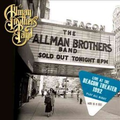Play all night : live at The Beacon Theater 1992 / The Allman Brothers Band. - The Allman Brothers Band.
