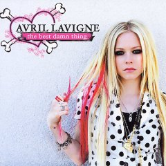 The best damn thing /  Avril Lavigne.