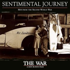 Sentimental journey : hits from the second world war.