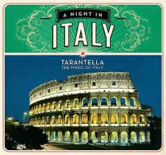 A night in Italy : the music of Italy.