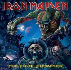 The final frontier /  Iron Maiden.