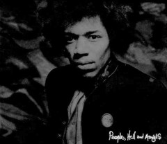 People, Hell & angels /  Jimi Hendrix.